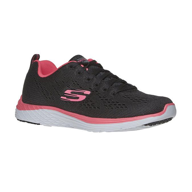 Chaussures femme skecher, Noir, 509-6706 - 13