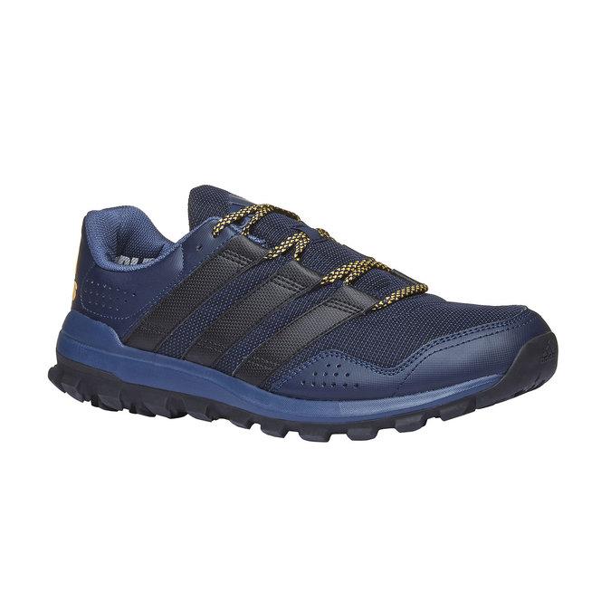 Chaussure de sport homme adidas, Bleu, 809-9111 - 13