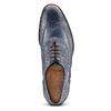 Chaussures en cuir Oxford shoemaker, Violet, 824-9594 - 15