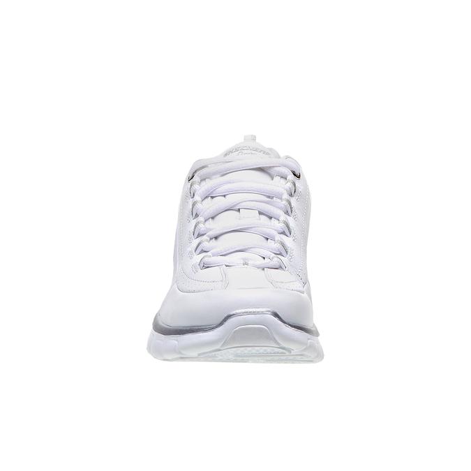 Chaussure de sport skecher, Blanc, 504-1323 - 16