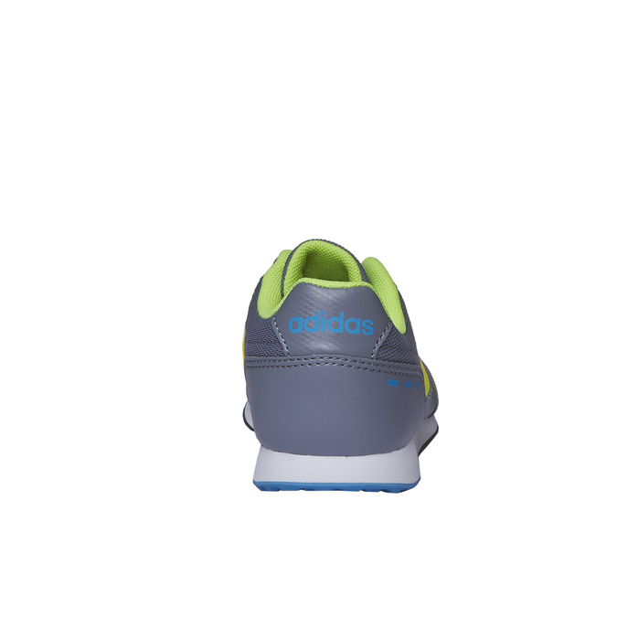 Basket enfant adidas, Gris, 409-2198 - 17