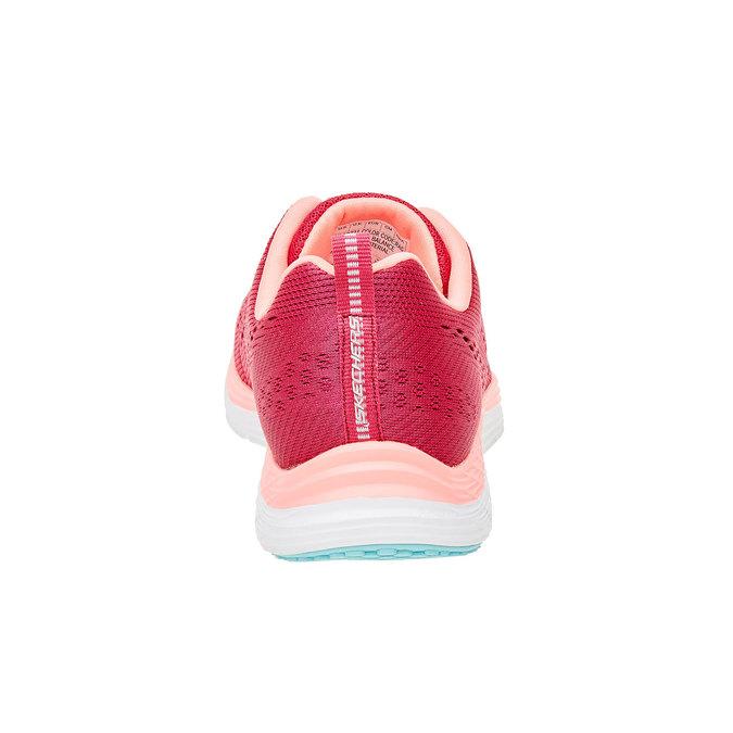 Chaussure de sport femme skecher, Rose, 509-5706 - 17