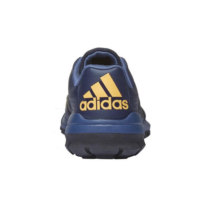 Chaussure de sport homme adidas, Bleu, 809-9111 - 17