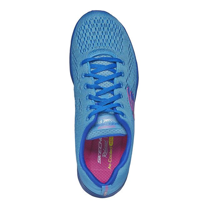 Chaussures femme skecher, Violet, 509-9706 - 19
