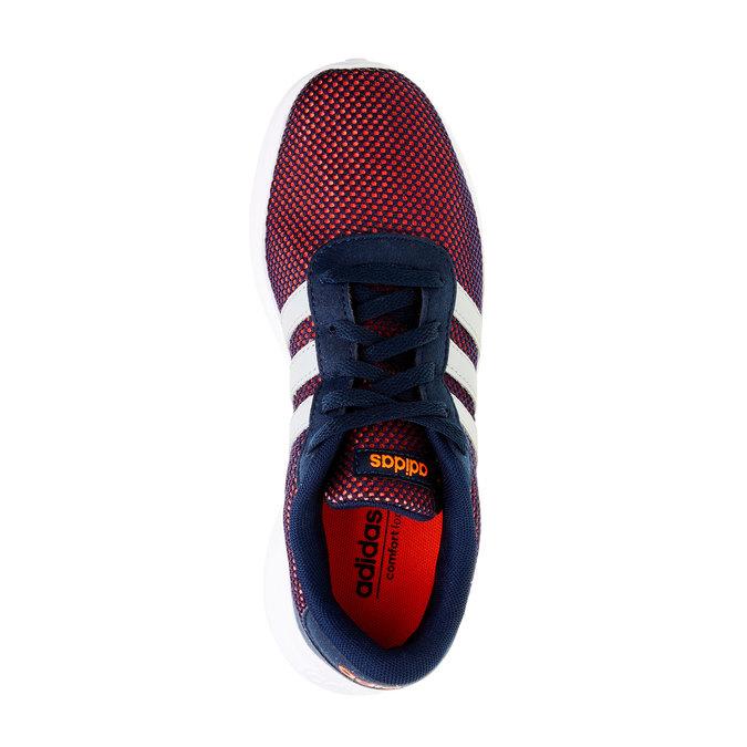 Basket enfant adidas, Rouge, Bleu, 309-9150 - 19
