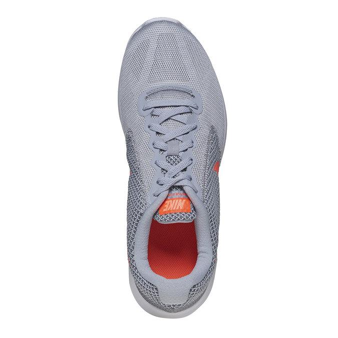 Chaussure de sport nike, Gris, 509-2220 - 19