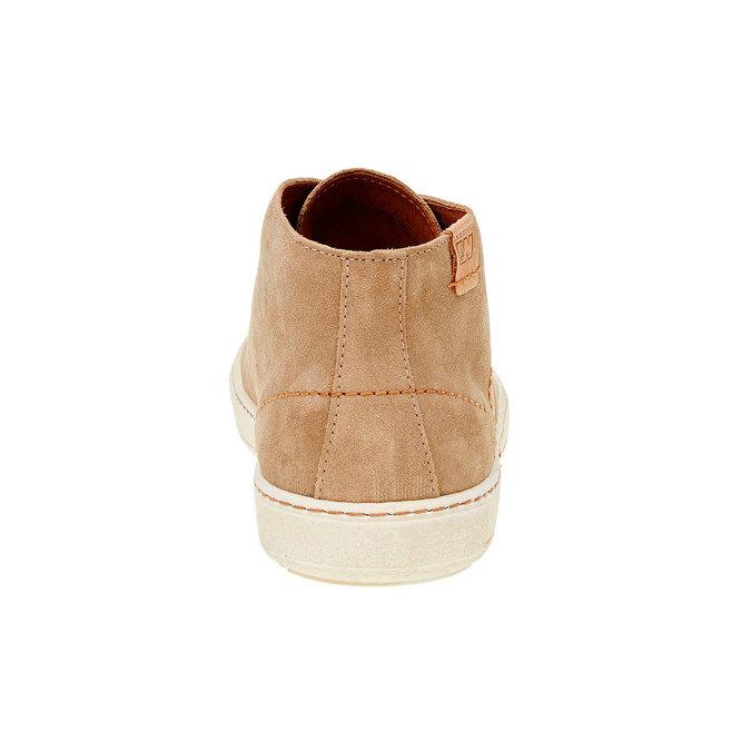 Chaussure homme en cuir weinbrenner, Brun, 843-8661 - 17