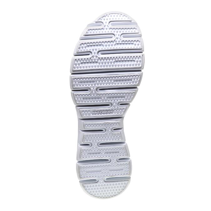 Chaussure de sport skecher, Blanc, 504-1323 - 18