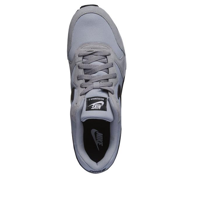 Tennis grise pour homme nike, Gris, 809-2223 - 19