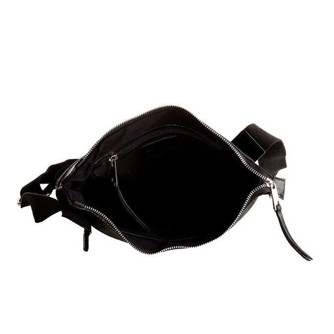 Le sac à bandoulière Seymur bata, Noir, 964-6103 - 15