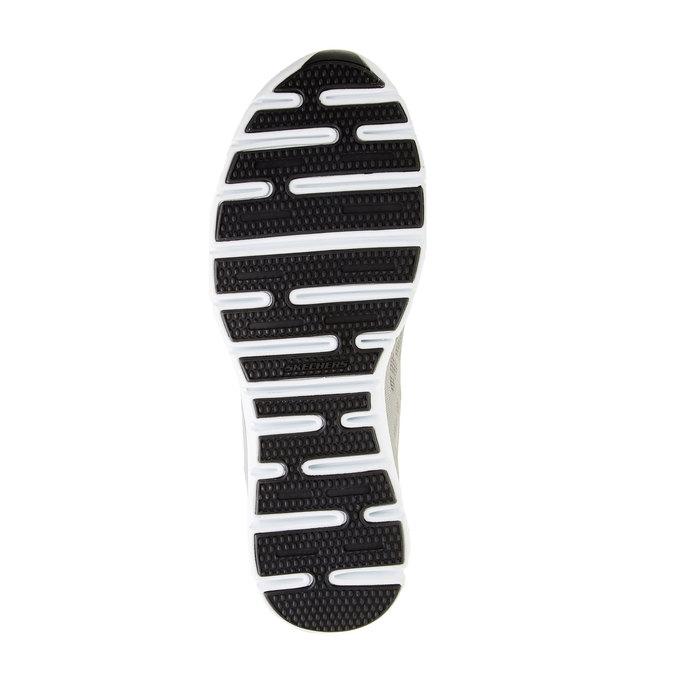 Chaussure de sport homme skecher, Gris, 809-2979 - 26
