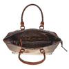 Sac à main femme avec bandoulière amovible bata, Brun, 961-3120 - 15