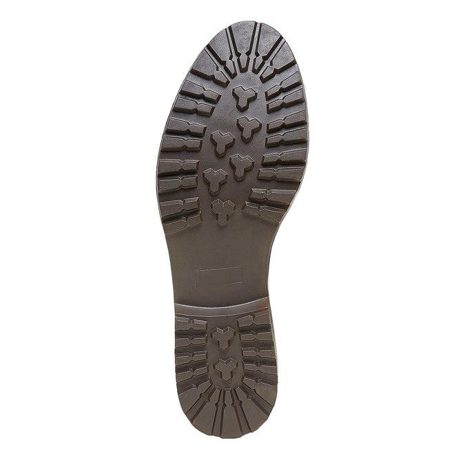 Chaussure Oxford femme bata, Brun, 524-3135 - 26