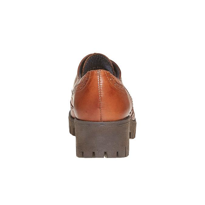 Chaussures Femme bata, Brun, 524-3165 - 17