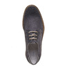 Chaussure décontractée en cuir bata, Gris, 823-2608 - 19