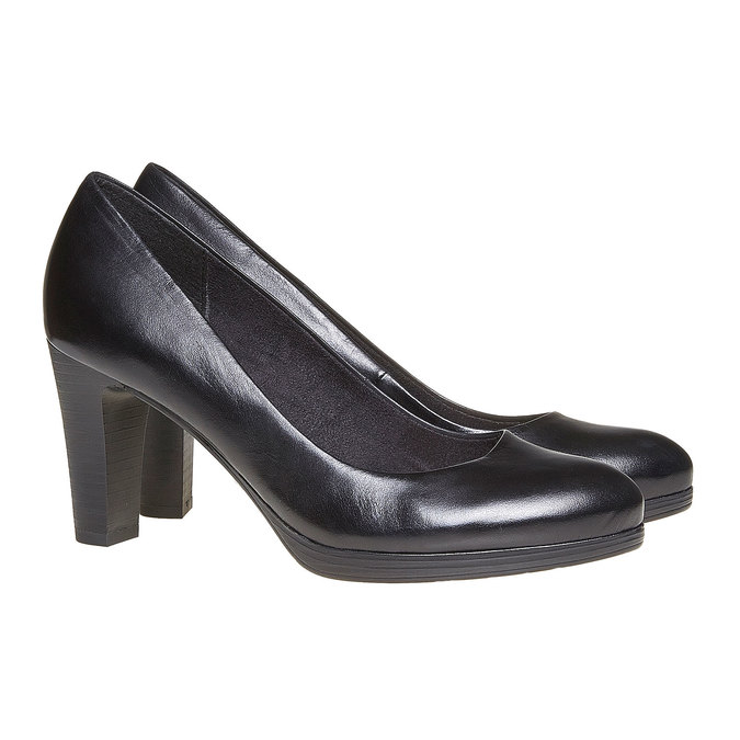 Chaussures Femme insolia, Noir, 724-6339 - 26