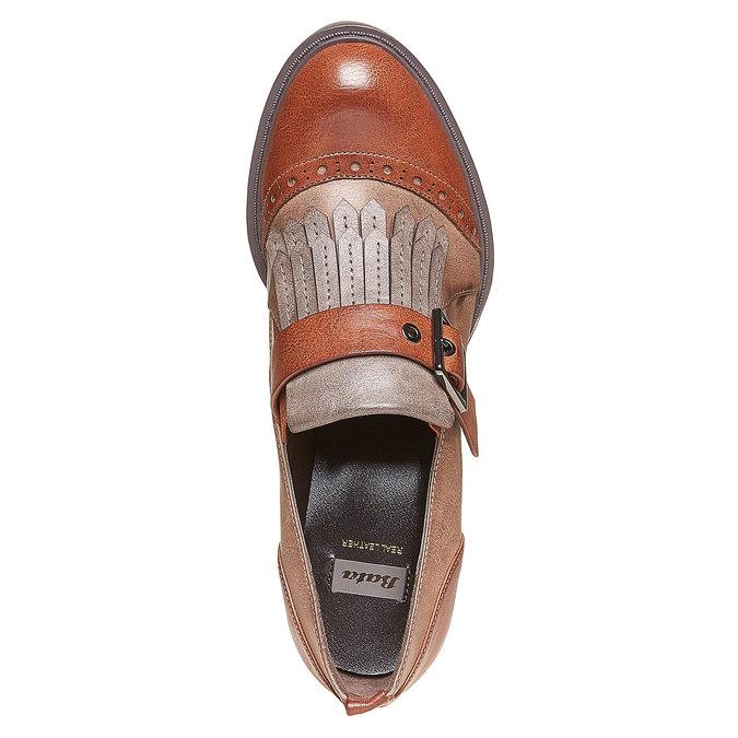 Chaussures Femme bata, Brun, 721-3211 - 19