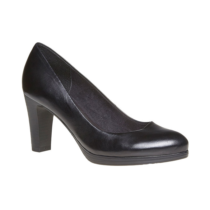 Chaussures Femme insolia, Noir, 724-6339 - 13