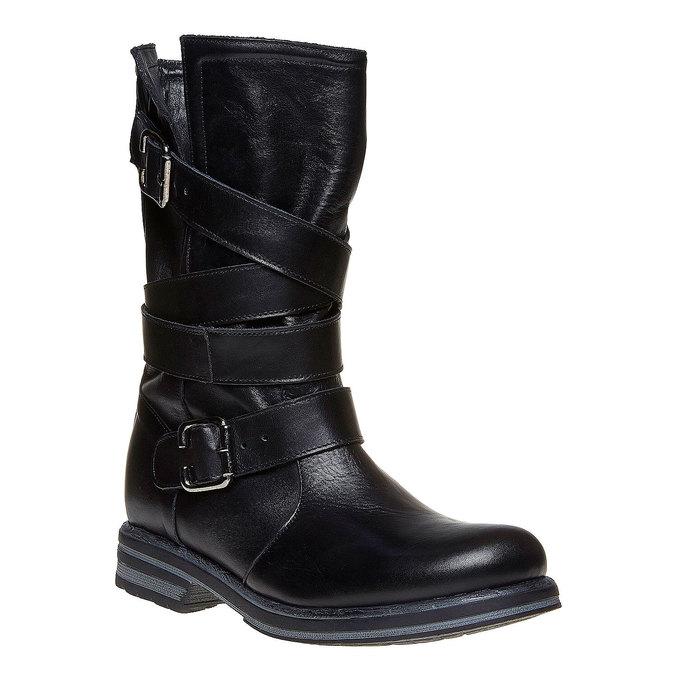Chaussures Femme bata, Noir, 594-6103 - 13
