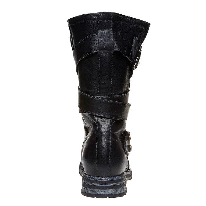 Chaussures Femme bata, Noir, 594-6103 - 17