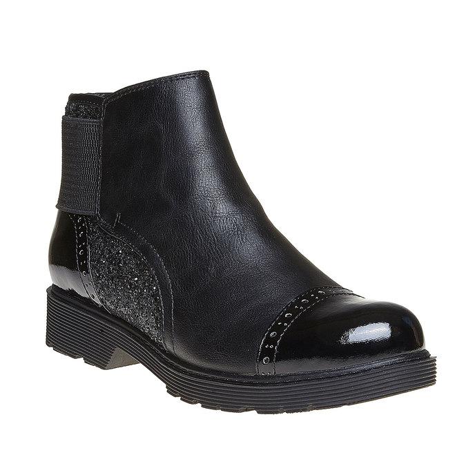 Chaussures Femme bata, Noir, 591-6539 - 13