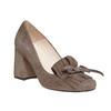 Chaussures Femme bata, Gris, 723-2381 - 13