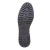 Chaussure basse vernie pour femme bata, Brun, 511-3194 - 26