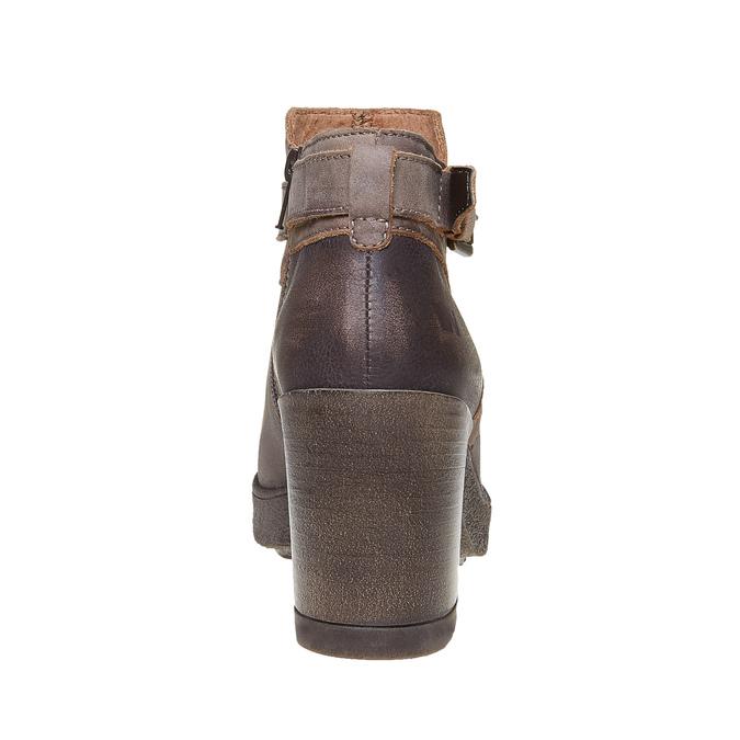 Chaussures Femme weinbrenner, Brun, 794-4485 - 17