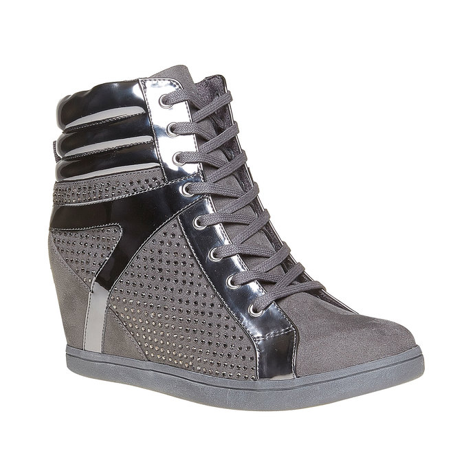 Chaussures Femme north-star, Gris, 729-2360 - 13