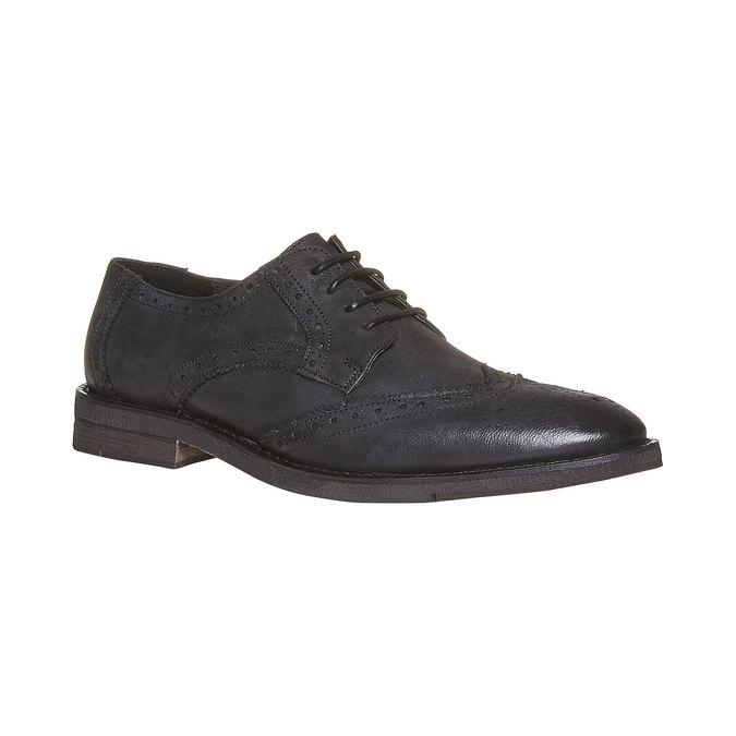 Chaussure Derby homme bata, Noir, 824-6203 - 13
