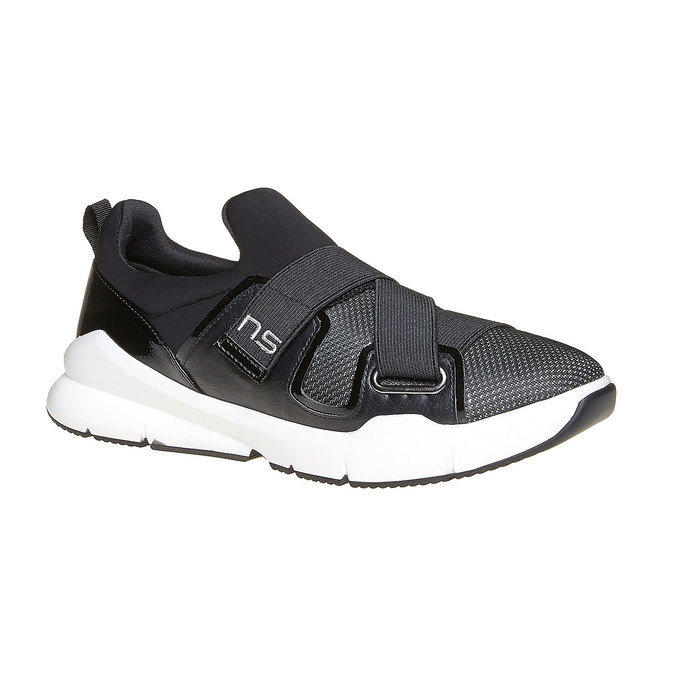 Chaussures Femme north-star, Noir, 549-6140 - 13