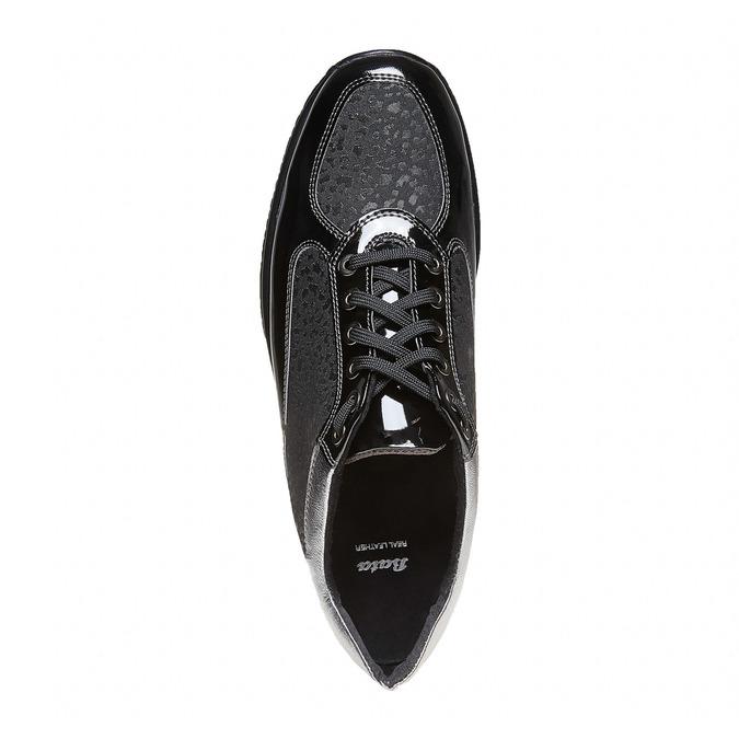 Chaussures Femme bata, Noir, 524-6212 - 19