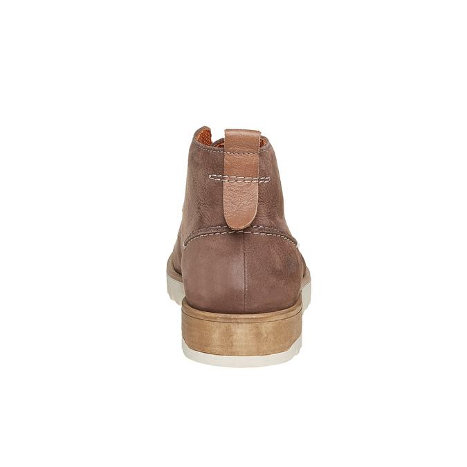 Chaussures Homme weinbrenner, Brun, 896-4452 - 17