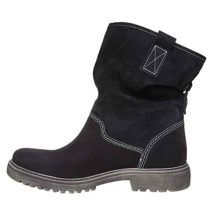 Chaussures Femme weinbrenner, Noir, 596-6405 - 19