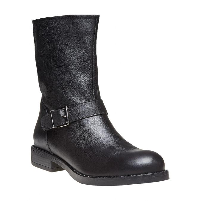 Chaussures Femme bata, Noir, 594-6125 - 13