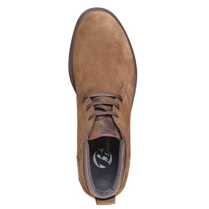 Chaussures Homme bata, Brun, 823-4533 - 19