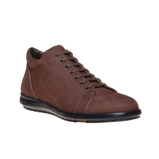 Chaussures Homme flexible, Brun, 846-4205 - 13