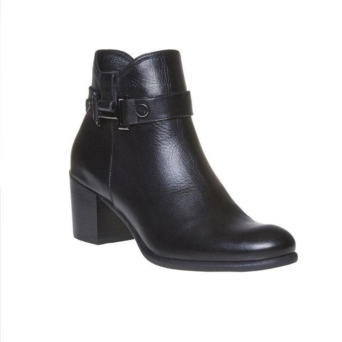 Chaussures Femme bata, Noir, 694-6387 - 13