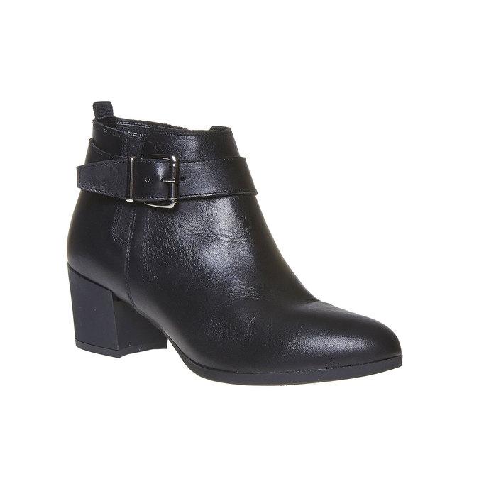 Chaussures Femme flexible, Noir, 694-6344 - 13