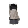 Bottine femme en cuir weinbrenner, Gris, 593-2810 - 17
