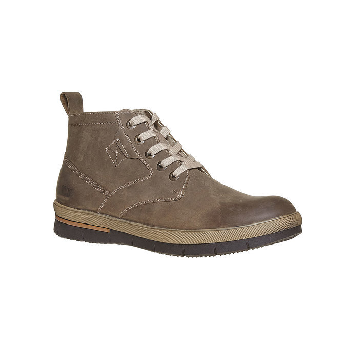 Chaussures Homme weinbrenner, Gris, 894-2521 - 13