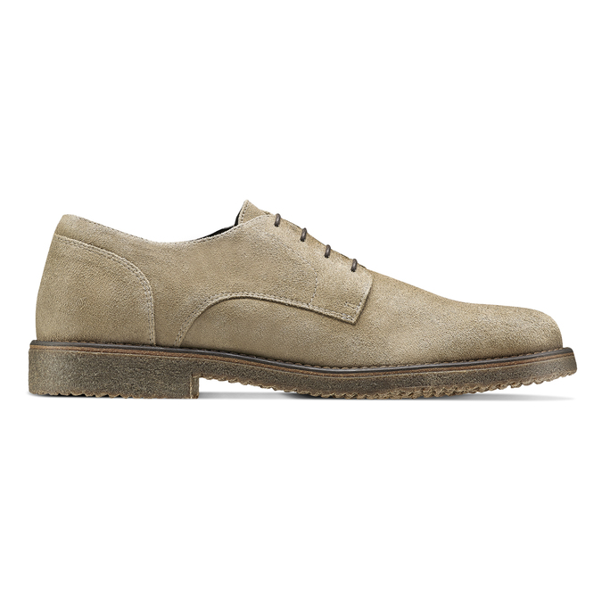 Chaussures Homme bata, Gris, 823-2523 - 26