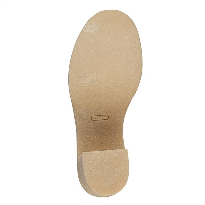 Chaussures Femme bata, Brun, 793-3484 - 26