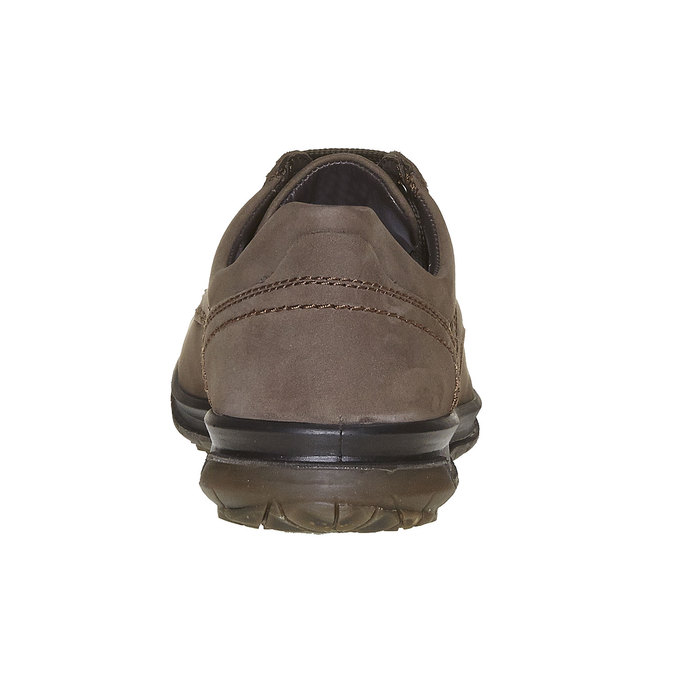 Chaussures Homme bata, Gris, 846-2683 - 17