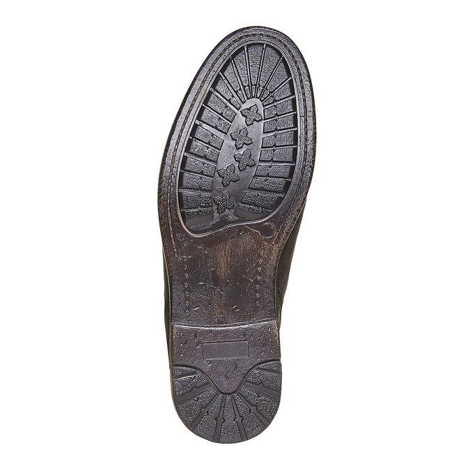 Chaussures d'hiver pour homme bata, Brun, 894-4284 - 26