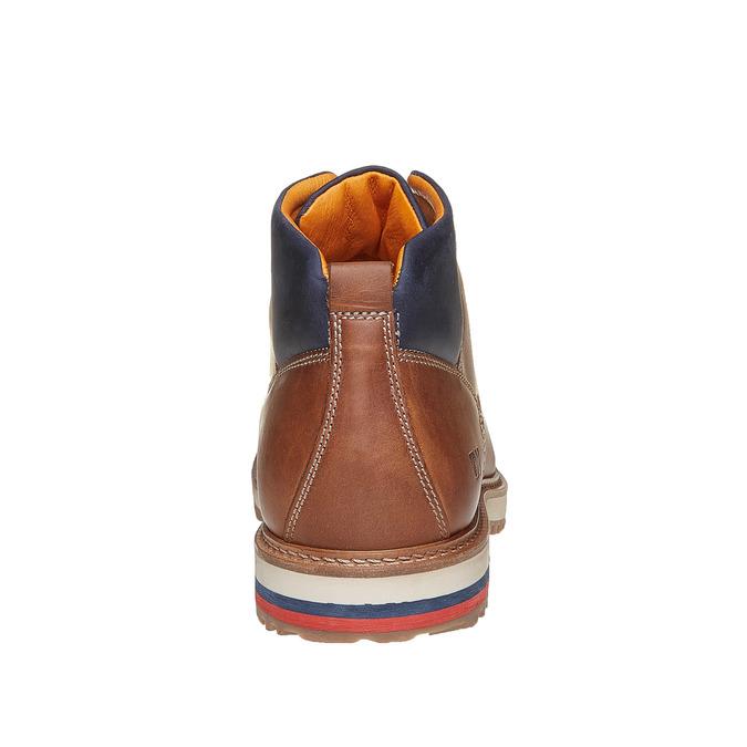 Chaussures Homme weinbrenner, Brun, 894-3403 - 17