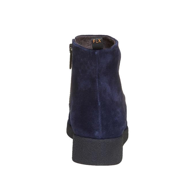 Chaussures Femme flexible, Violet, 593-9577 - 17