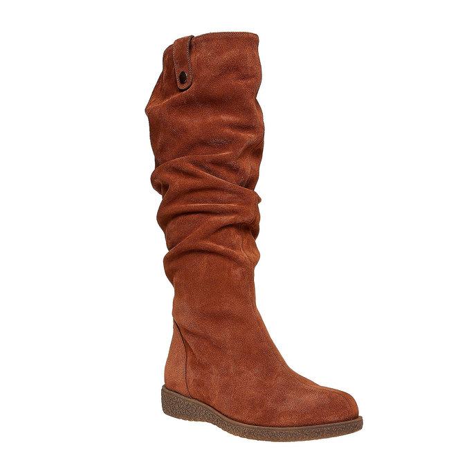 Chaussures Femme bata, Brun, 593-3319 - 13