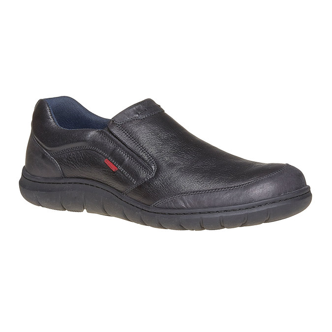 Chaussures Homme, Noir, 834-6126 - 13