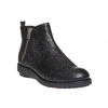Bottines en cuir flexible, Noir, 594-6227 - 13